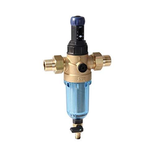 Trinkwasserfilter Rückspülfilter mit Druckminderer SYR Ratio Start DFR DN25-5315.25.100