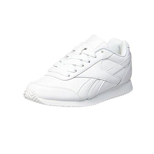 Reebok Royal Cljog 2, Zapatillas de Trail Running, Blanco White White, 35 EU