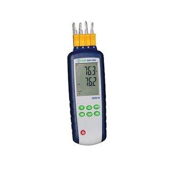 Digi-Sense AO-20250-03 Low price 4-Input Sale special price Data T Thermocouple Logging Probe