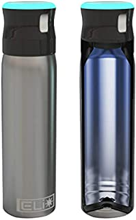 Elio Water USB Rechargeable 500ml UV Self-Cleaning Water Bottle