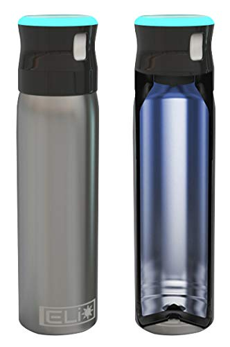 Price comparison product image Elio Water USB Rechargeable 500ml UV Self-Cleaning Water Bottle
