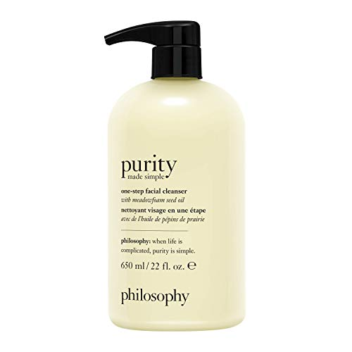 philosophy Purity Made Simple One-Step Facial Cleanser, 22 oz