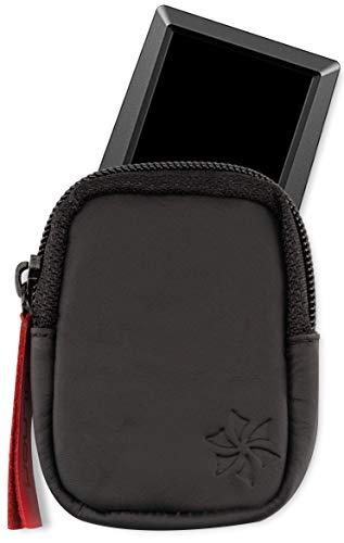 mächtig Echte Leder-Fahrradtasche für Bosch Kiox / Pedelec E-Bike (Schutzfolie, Innentasche…