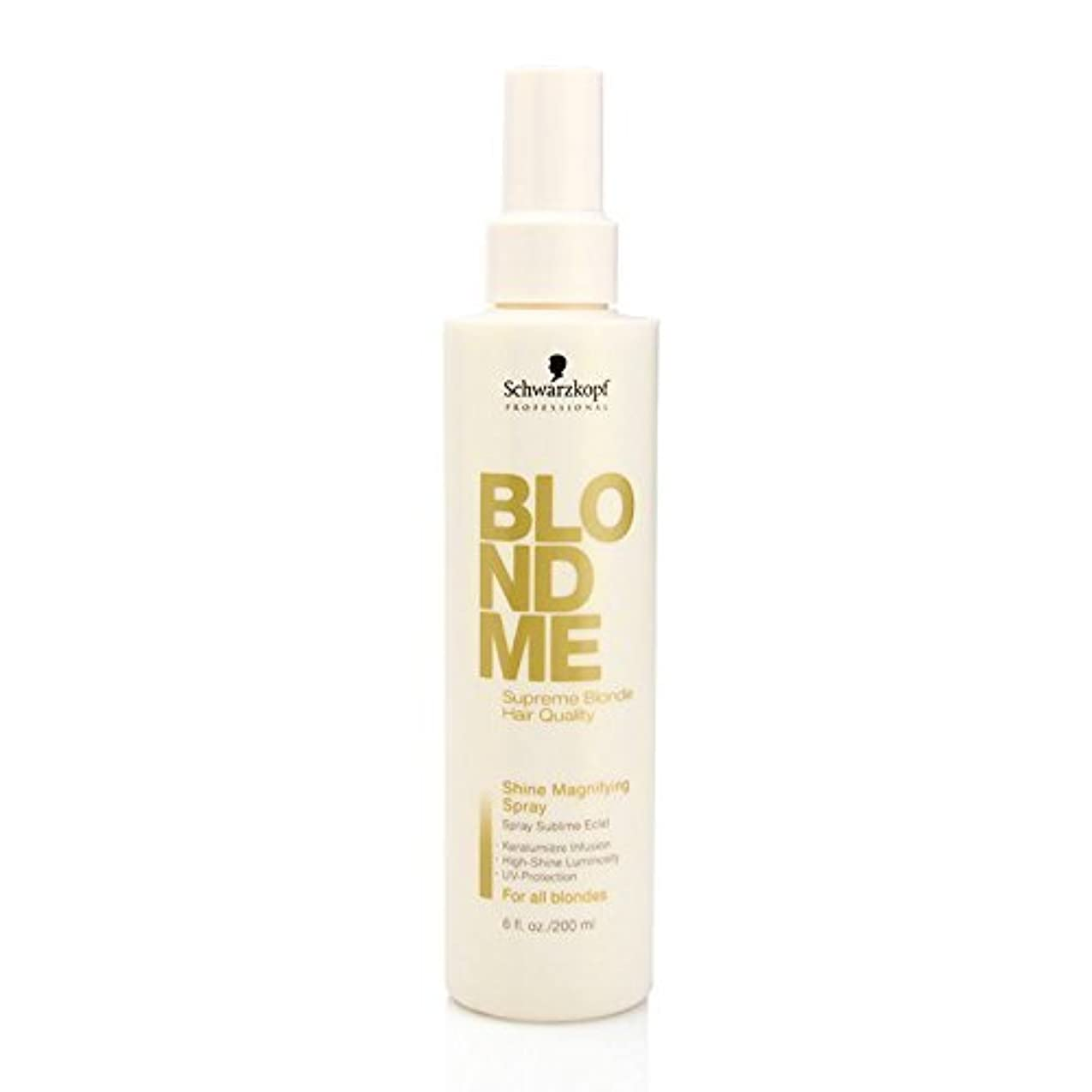 結婚式硬い価値by Blondme SHINE MAGINYING SPARY 6 OZ by BLONDME