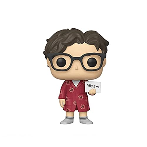 Funko Pop Television : Big Bang Theory - Leonard Hofstadter 3.75inch Vinyl Gift for TV Fans SuperCollection