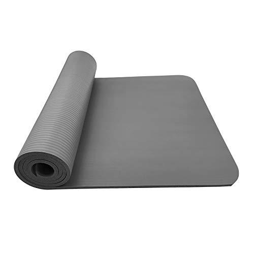 Inco Caucho De Nitrilo Estera De Yoga De Caucho De Nitrilo Ampliado Engrosado Hogar Unisex 183cm * 60cm * 1cm
