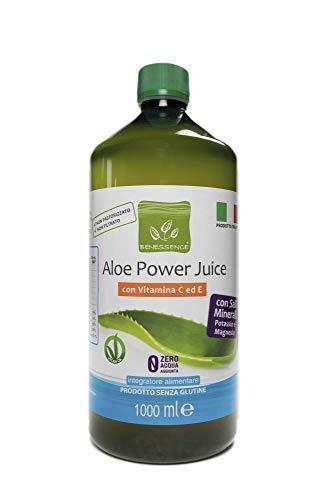 Benessence - Aloe Vere Juice (Aloe Power Juice, 1L)