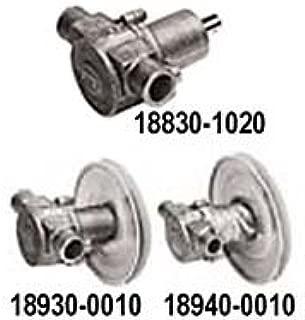 Jabsco 18830-1020 Flange Mount Engine Cooling Pump Bronze Flexible Impeller 1