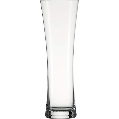 Schott Zwiesel BEER BASIC V 0,5 LTR bierglas, glas, transparant, 31.1 x 21.1 x 26.5 cm, 6-delig
