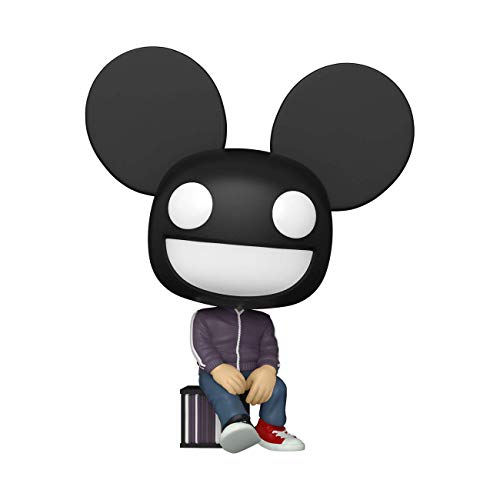 Funko- Pop Rocks Deadmau5 Juguete Coleccionable, Multicolor (52930)