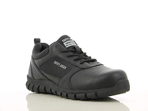 Safety Jogger KOMODO Sicherheitsschuhe, Schwarz, 44 EU (10 UK)