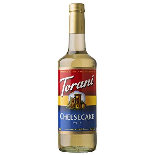トラーニ フレーバーシロップ チーズケーキ 750ml