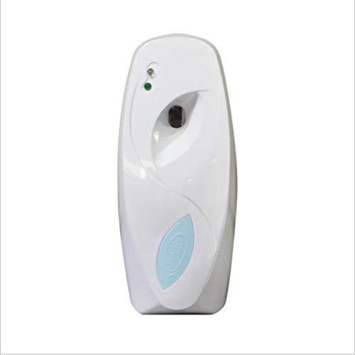 Sensor de luz automático aire ambientador Aerosol dispensador montado en la pared para inodoro automático de aerosol 300ml dispensador de perfume para el hogar (Airwick no está incluido)