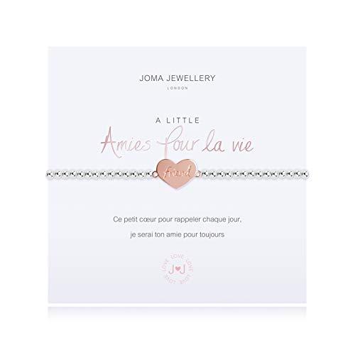 Joma Jewellery A Little AMIES Pour LA Vie Bracelet French