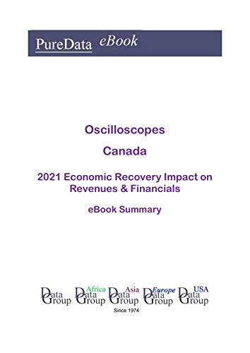 Oscilloscopes Canada Summary: 2021 Economic Recovery Impact on Revenues & Financials (English Edition)