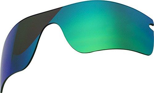 ZEROブランド オークリー RADAR PATH用交換レンズ GREEN MIRROR