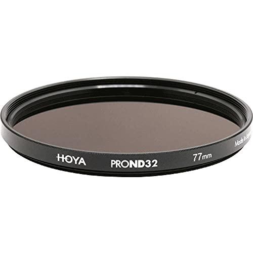 Hoya YPND003277 Pro ND-Filter (Neutral Density 32, 77mm), FBA_952