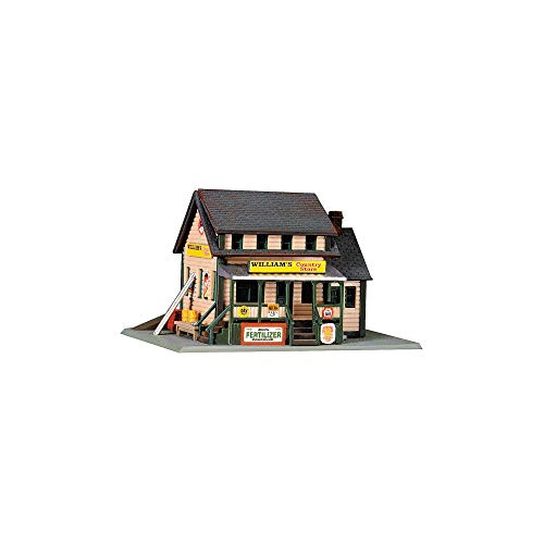Life-Like Trains N Scale Building Kit -William