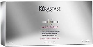امبولات سبيسيفيك من كيراستاس، علاج مكثف لتساقط الشعر بالامينيكسيل وجي ال (0.2 اونصة، عبوة من 10 قطع)