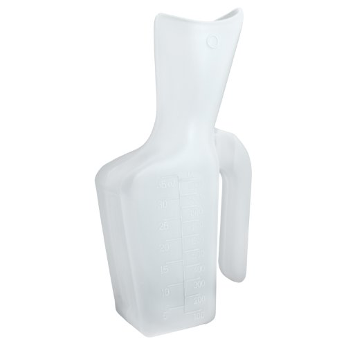 MedPro Portable Female Urinal, 1000 cc / 1 litre Capacity