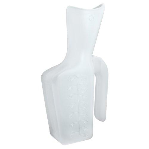 MedPro Portable Female Urinal, 1000 cc / 1 litre Capacity