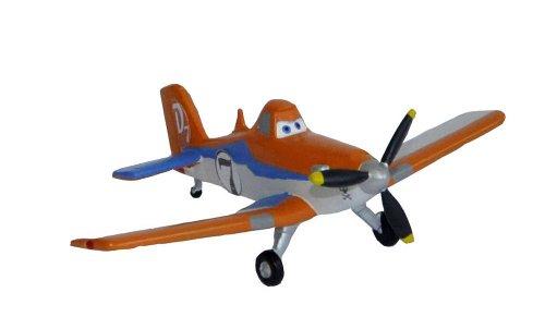 Bullyland 12920 - Spielfigur, Walt Disney Planes, Dusty Crophopper, ca. 7,8 cm