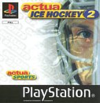 Actua Ice Hockey 2 - [PS1]