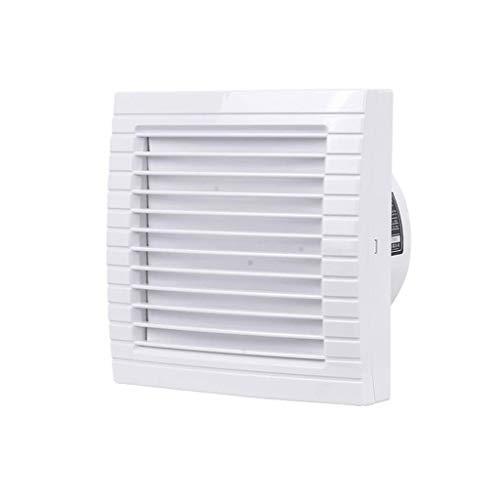 STRAW Ventilación Silenciosa Extintor De Baño Y Home Escape Baño Ventilador Extractor De Aire del Ventilador De La Pared De Vidrio De Ventana Extractor De Aire De 6 Pulgadas