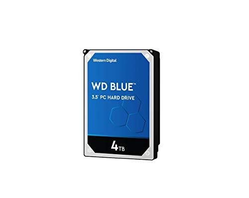 """WE Western Digital Blue 3.5"""" 4000 Go SATA"""