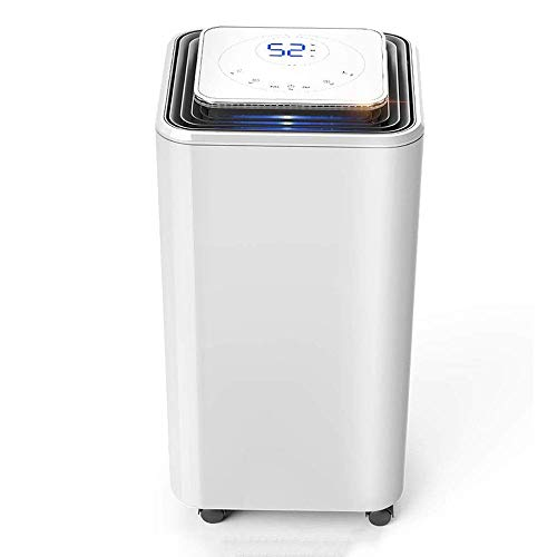 Great Deal! TYUIO Dehumidifier Mid-Size Portable for Basements and Large Rooms, Intelligent Humidity...