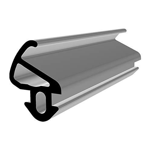 Fensterdichtung S-900 schwarz 25m Gummidichtung Tür Balkon Dichtungsband Oberlicht Scheibe Luftzugstopper