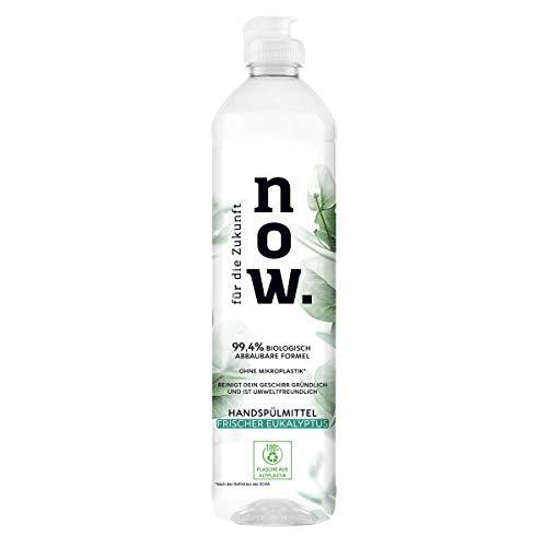 für die Zukunft NOW. Frischer Eukalyptus Spülmittel, 550 ml