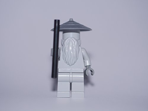 LEGO Ninjago : Minifigur Sensei Yang Statue aus dem Set 70751