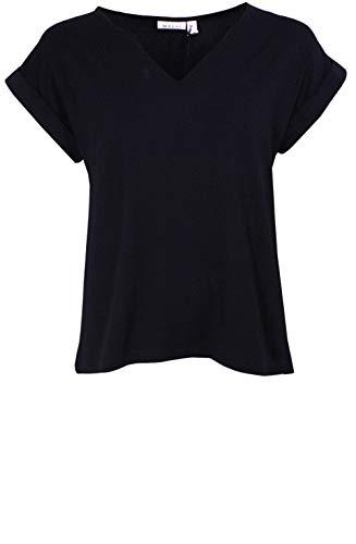 Masai Clothing Danny Jersey-Top, Schwarz Gr. XS, Schwarz