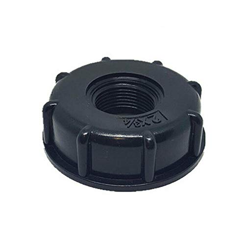IBC Tank Adapter Water Tote Tank Adapter 60mm Coarse Thread Outlet 3/4'