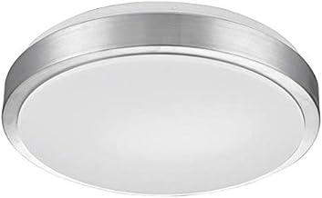CYLED Flush Mount Ceiling Light,D250mm 24W,(5500K & 3000K) Dual Color Temperature Conversion,Kitchen,Hallway,Bathroom,Stai...