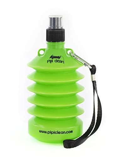 Pipi Clean Botella higienizante Plegable para Limpiar el PIS de los Perros...