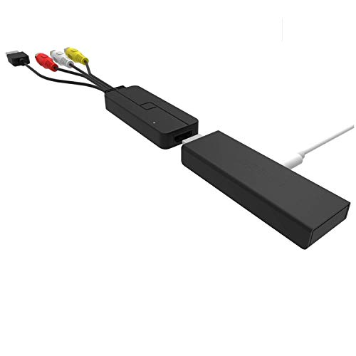 CableDeconn HDMI to 3RCA Cavo, HDMI to 3RCA AV Composite Video Audio Cavo Convertitore Adattatore with USB Power