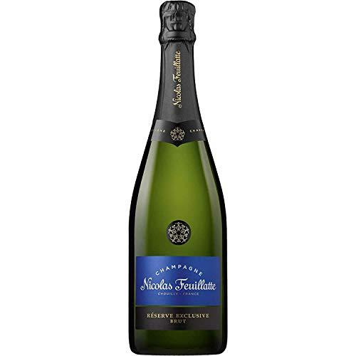 Nicolas Feuillatte Brut Riserva Champagne - 0.75 l