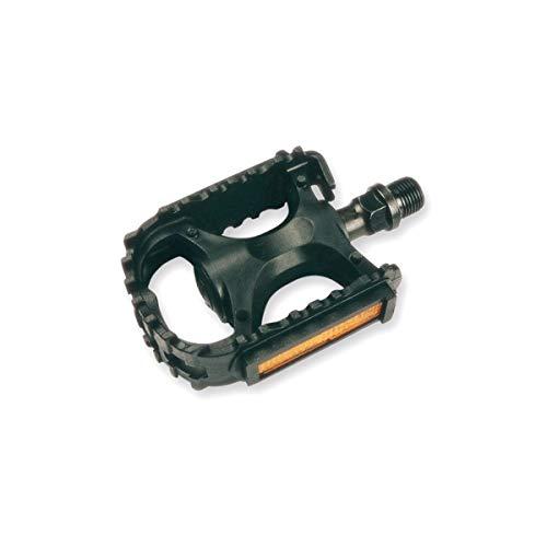 1 par de pedales reflectores para niño con rosca W-1/2