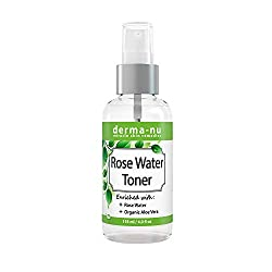 Derma-nu Miracle Skin Remedies Rose Water