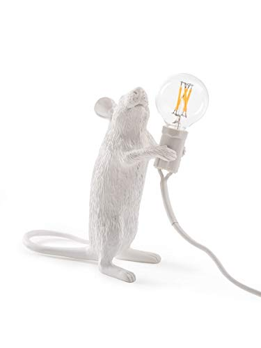 Mouse lamp standing - LAMPADA TOPO IN PIEDI ORIGINALE SELETTI