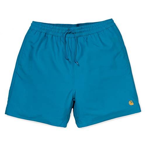 Carhartt Chase Swim Trunks I026235 Pizol Gold Badehose für Herren X-Large