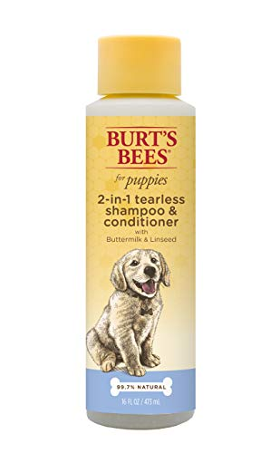 Burt's Bees for Puppies Tearless
