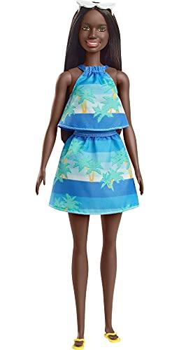Barbie Loves the Ocean Top y Falda Estampado Océano