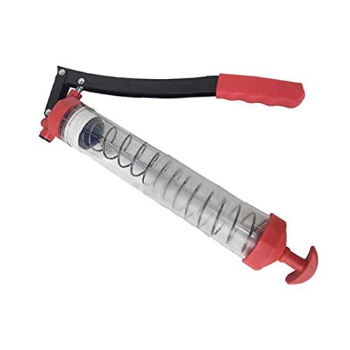 Manual de Grasa Herramienta neumática de Alta presión de 600 CC del engrasador acción de Palanca para el Cartucho de engrase de Coches Llenar Calidad confiable