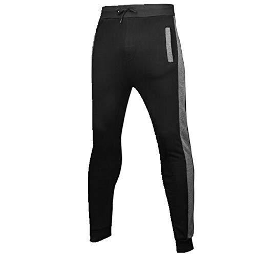 N\P Otoño e Invierno de los Hombres Casual Pantalones de Entrenamiento de la Aptitud Correr Sueltos Deportes Pantalones de los Hombr