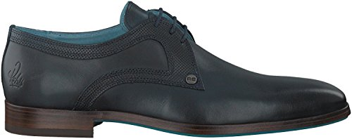 Blaue Rehab Business Schuhe MAYSON BASIC - 41