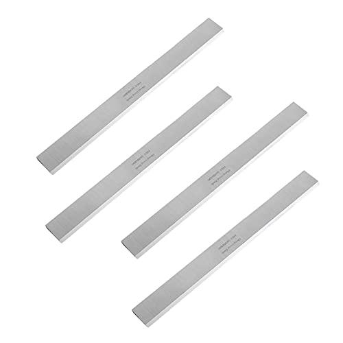 Wnuanjun HSS-Holzhobel-Klinge-Holzbearbeitungs-flaches Messer für 13-Zoll-tragbarer Dickenhobeler (Größe : 330x16x2x4pcs)