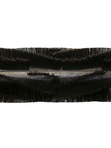 partmax® Bürstenwalze für WAP KSE 970, KSP 970, Poly 0,4 mm gemischt mit Draht 0,3 mm, Walze, Walzenbürste, Kehrwalze